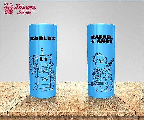 Copo Long Drink Roblox Aniversário