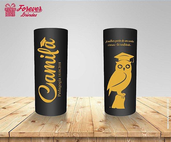 Copo Long Drink Pedagogia Personalizado