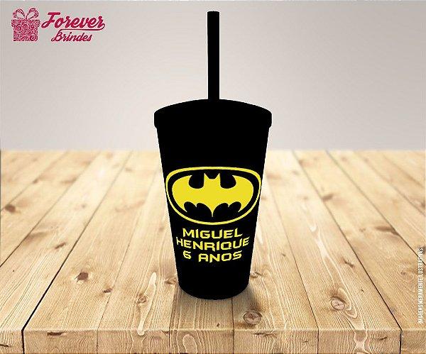 Copo Twister Aniversário Do Batman