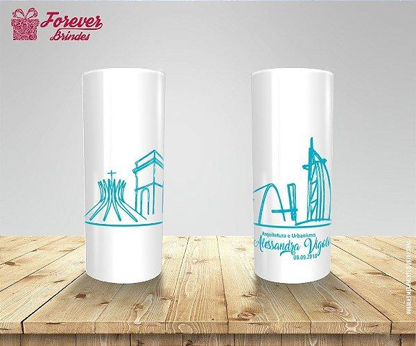 Copo Long Drink Arquitetura e Urbanismo Ponto Turístico
