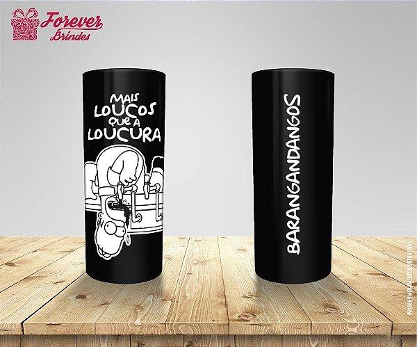 Copo Long Drink Homer Simpson