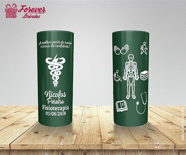Copo Long Drink Personalizado De Fisioterapia