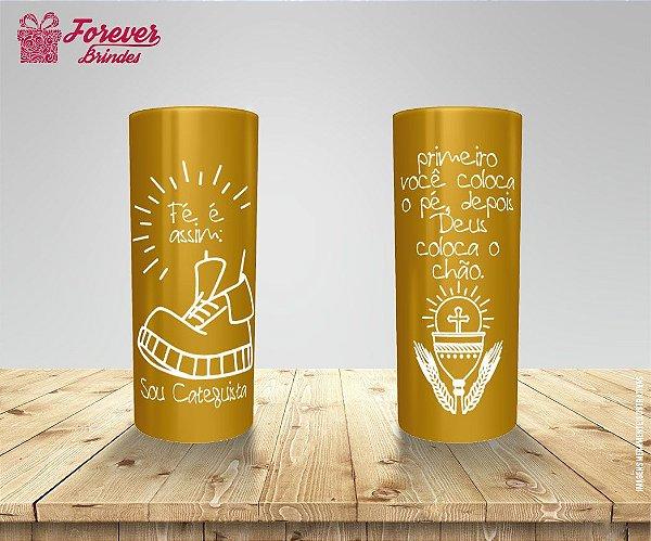 Copo Long Drink Sou Catequista