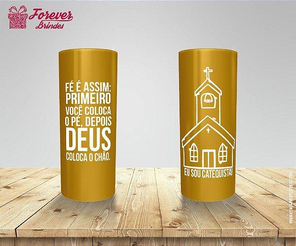 Copo Long Drink Eu Sou Catequista Igreja