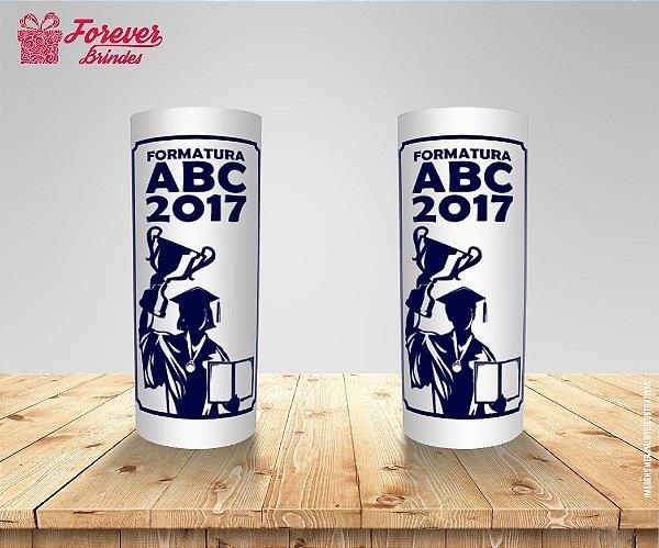 Copo Long Drink Formatura ABC