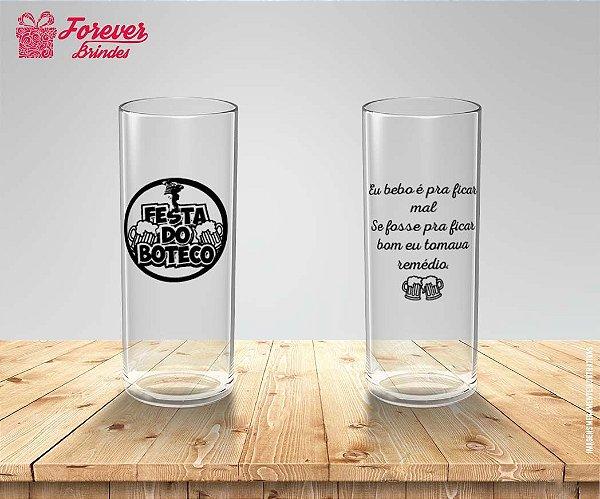 Copo Long Drink Festa Do Boteco