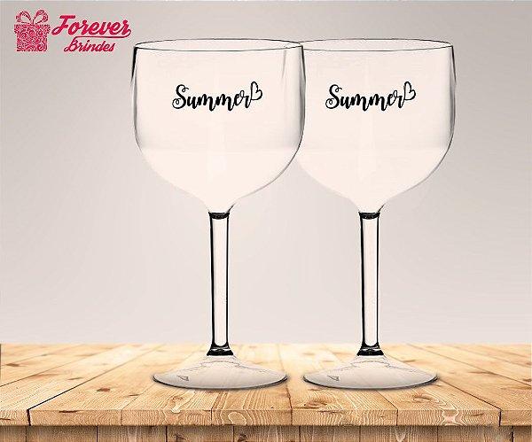 Taça Gin Personalizada Summer