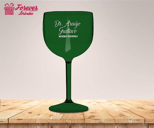 Taça Gin de Medicina Verde
