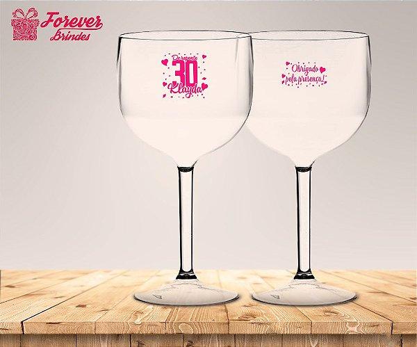 Taça Gin de Aniversário 30 Anos
