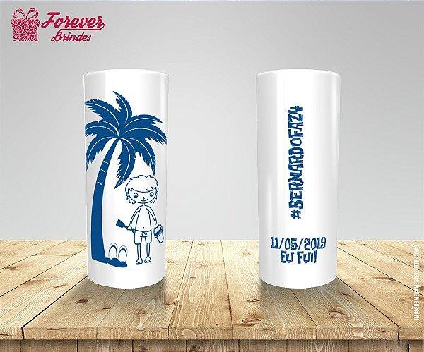 Copo Long Drink Festa Tropical