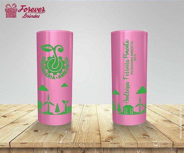 Copo Long Drink De Engenharia Ambiental