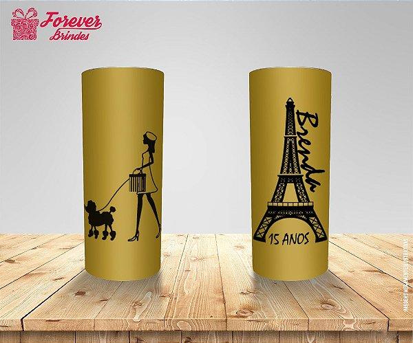 Copo Long Drink Personalizado Paris