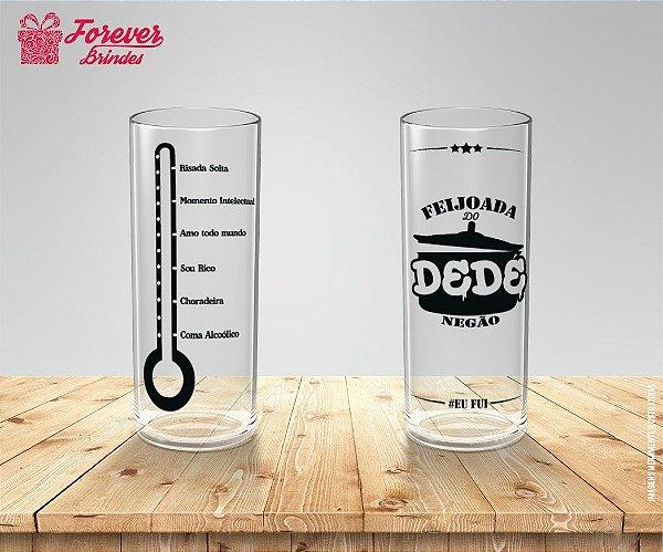 Copo Long Drink Personalizado De Feijoada