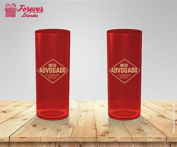 Copo Long Drink Personalizado Formatura De Direito