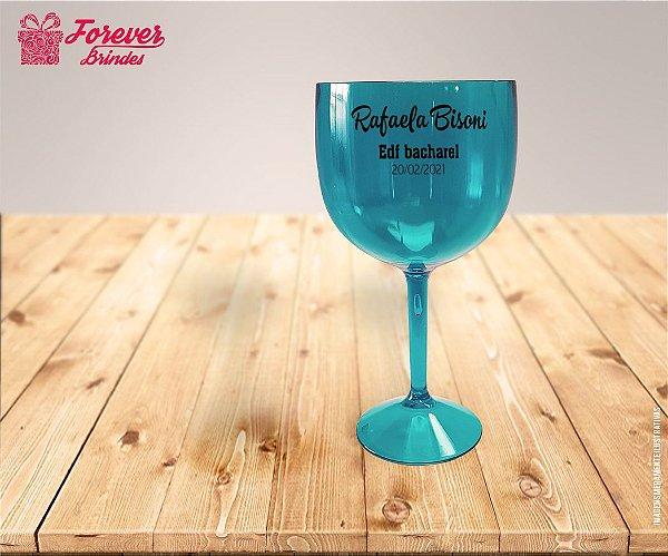 Taça De Gin Tiffany Translucido Formatura ED Fisica