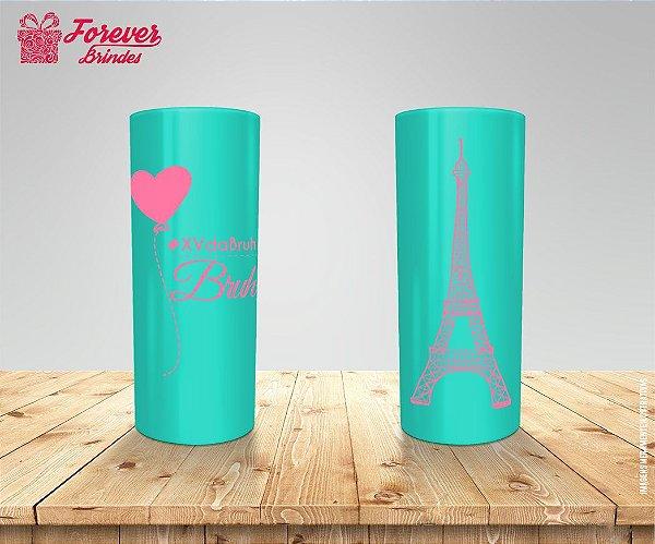 Copo Long Drink 15 Anos Torre Eiffel