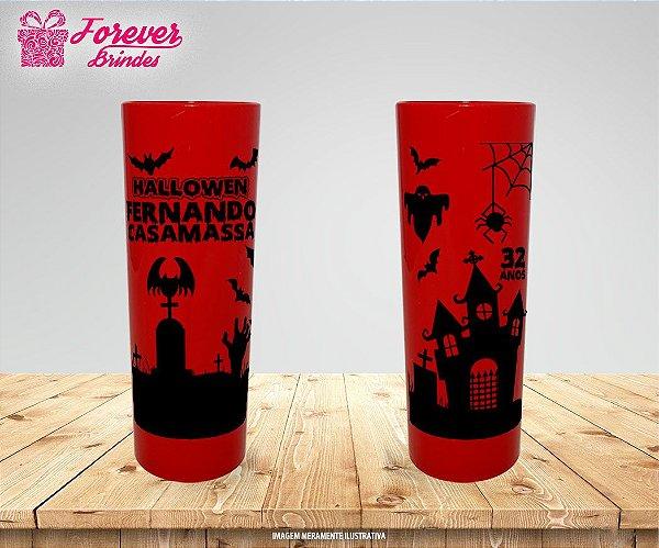 Copo Long Drink Personalizado Hallowen
