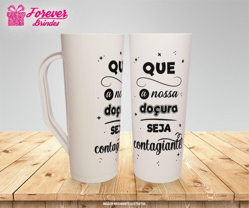 Caneca Slim Personalizada Frases