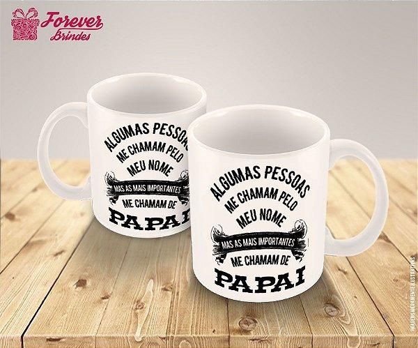 Caneca De Porcelana  Dia dos Pais