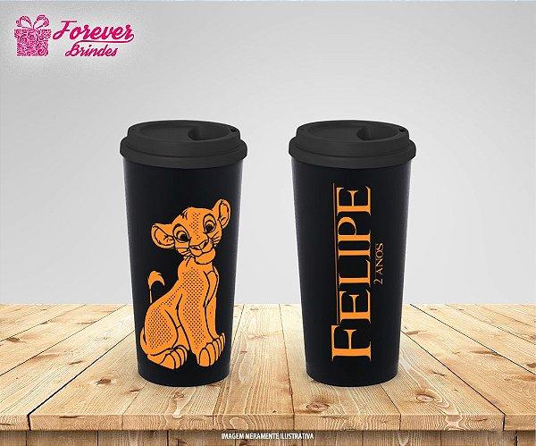 Copo Eco Café Rei Leão