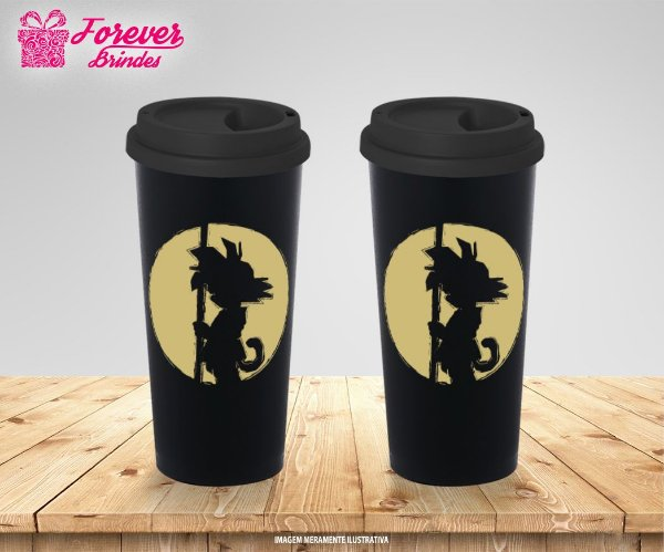 Copo Eco Café  Dragon Ball