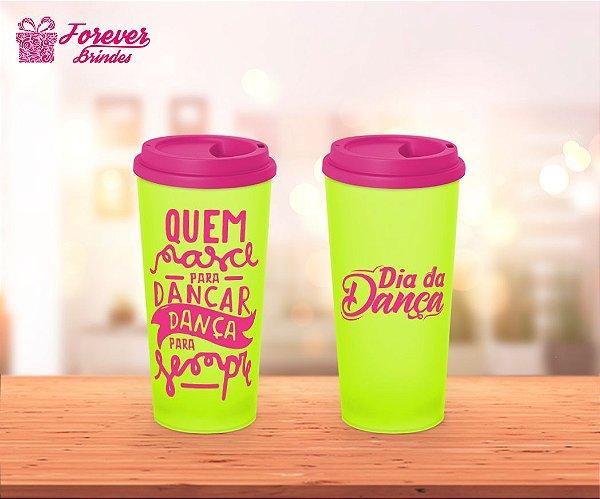 Copo Café Dia da Dança