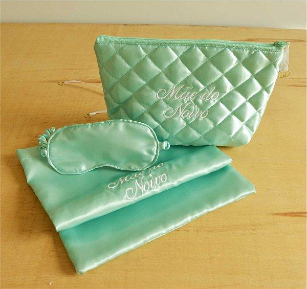 Kit Amizade Verde Tiffany