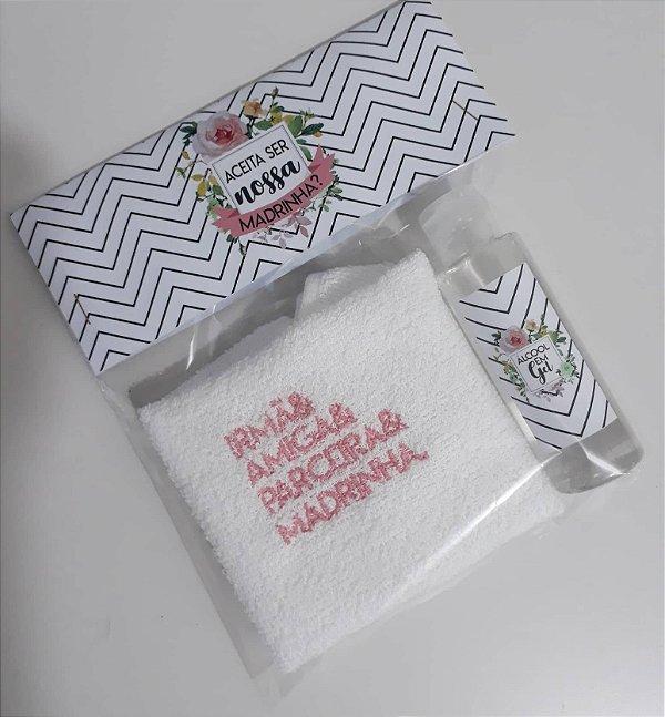 Kit Promovida a Madrinha