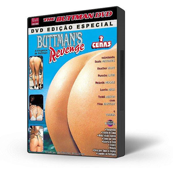 DVD Buttman, A Vingança de Buttman, Buttman's Revenge