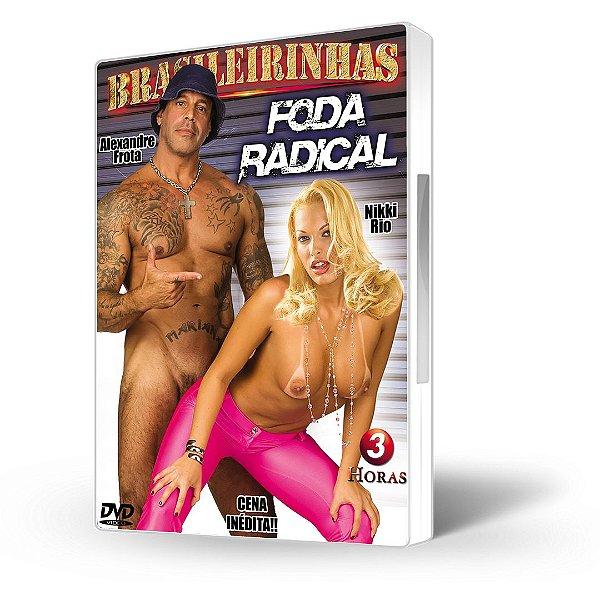DVD Brasileirinhas Celebridades, Foda Radical com Alexandre Frota