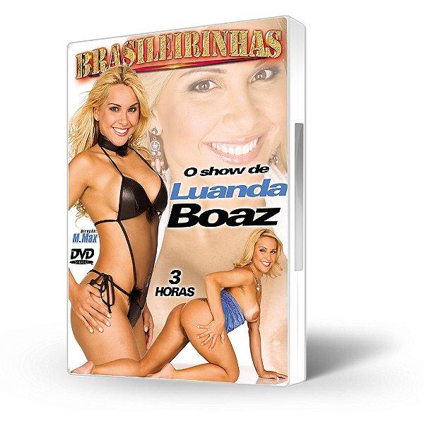 DVD Brasileirinhas, O Show de Luanda Boaz