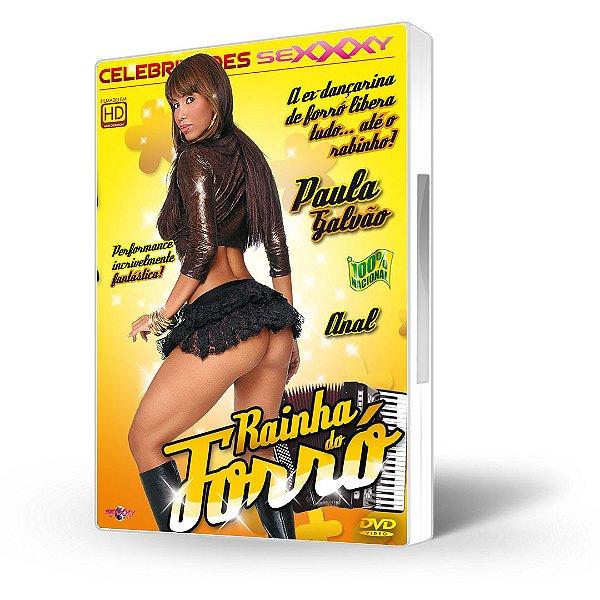 DVD Celebridades Sexxxy, Rainha do Forró
