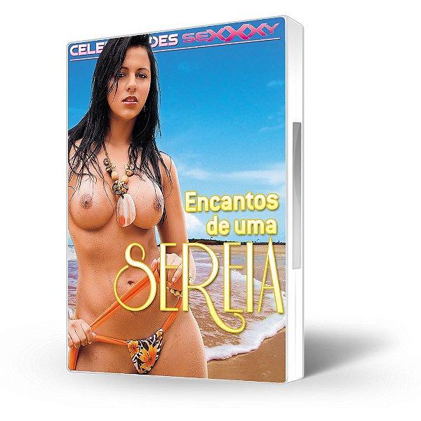DVD Celebridades Sexxxy, Encantos de uma Sereia com Carol Miranda