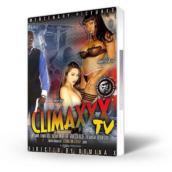 DVD Mercenary Pictures, Climaxxx TV Vol 1, Lexington Steele, Importado