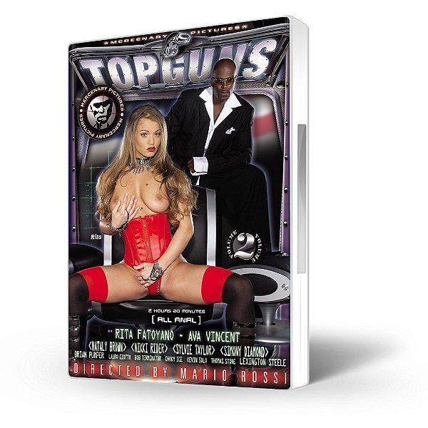 DVD Mercenary Pictures, Top Guns Vol 2, Importado