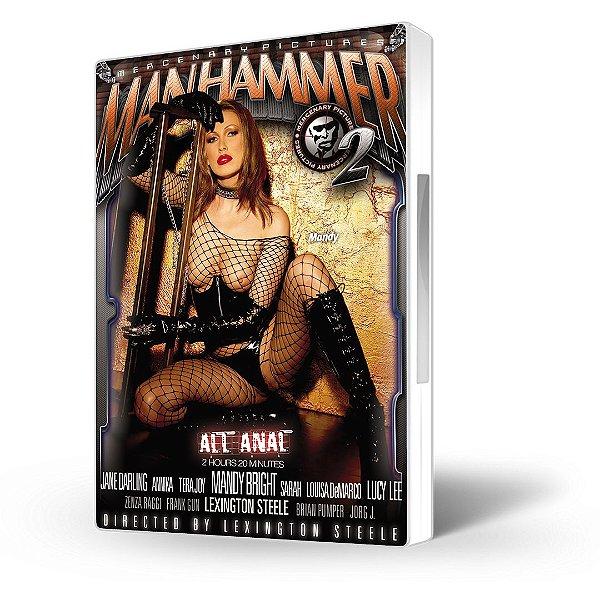 DVD Mercenary Pictures, Manhammer Vol 2, Importado