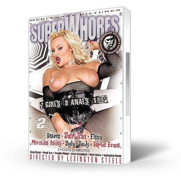 DVD Mercenary Pictures, Super Whores Vol 2, Importado