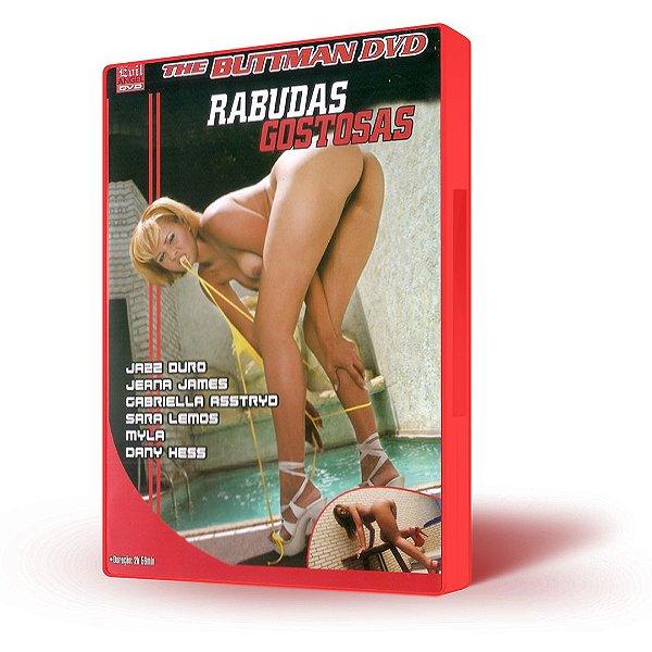 DVD Buttman, Rabudas Gostosas
