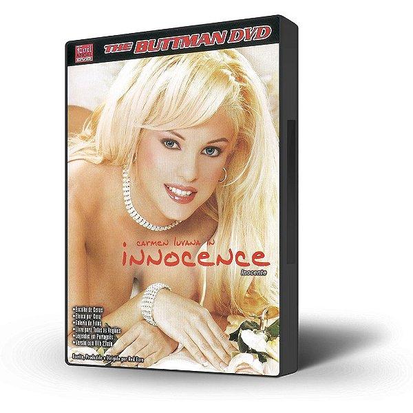 DVD Buttman, Inocente, Innocence com Carmen Luvana
