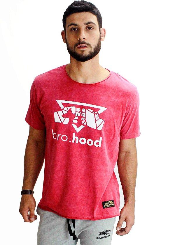 Camiseta Rosa Vintage