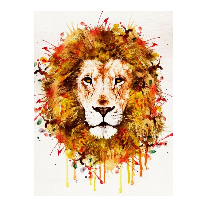 Leão Amarelo