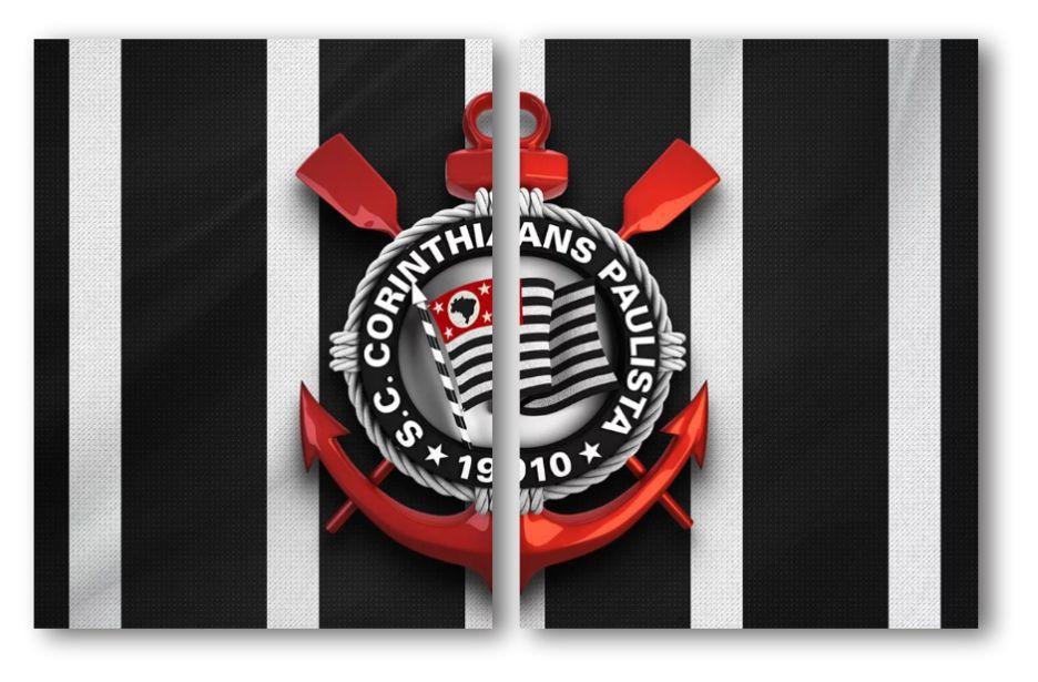 Corinthians  - Kit 2 pçs REF3008