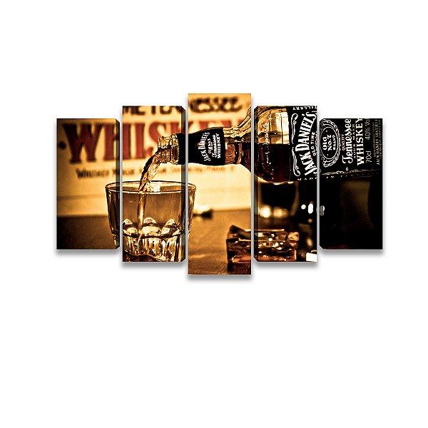 Drink Jack Daniels - 5 - TELAS CANVAS