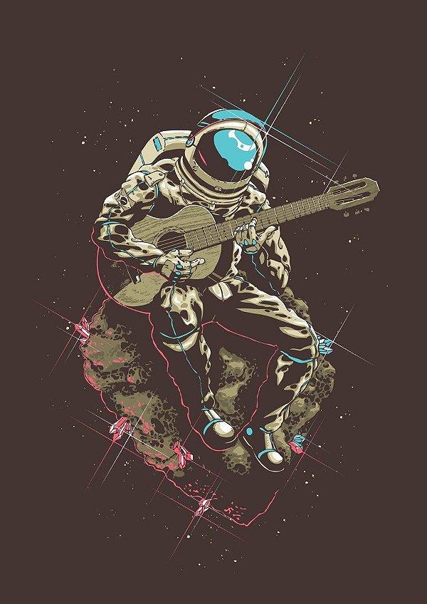 Tela Astronauta