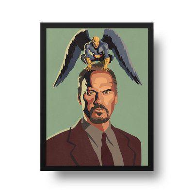 Birdman - Emoldurado