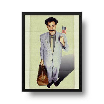 Borat - Emoldurado