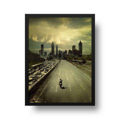 The Walking Dead - Emoldurado
