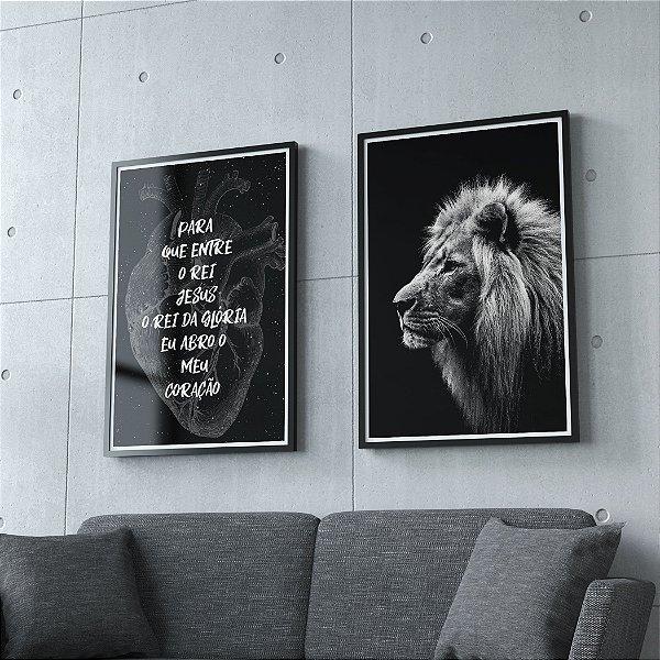 Para Que Entre o Rei + Leão  - DUPLA 03