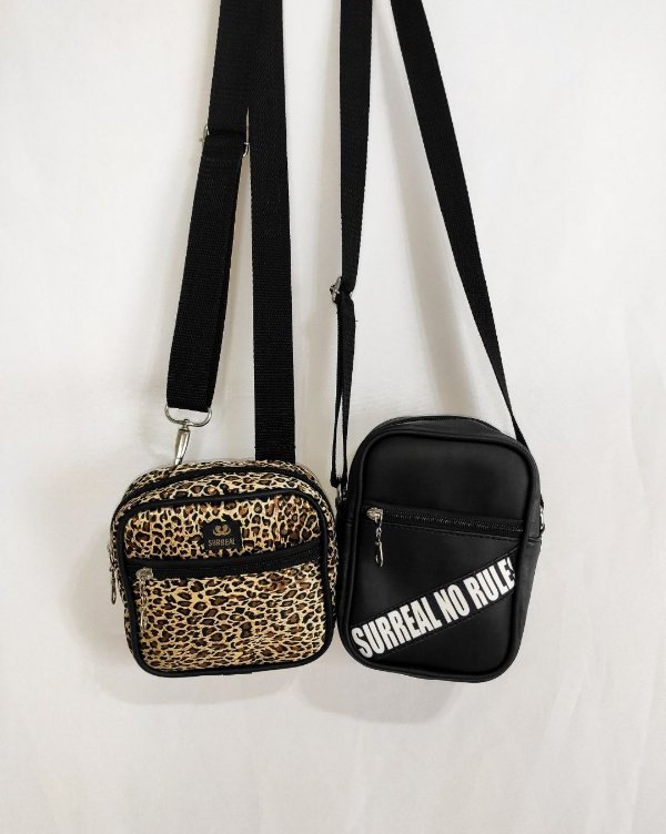 Mini Shoulder Bag Animal Print