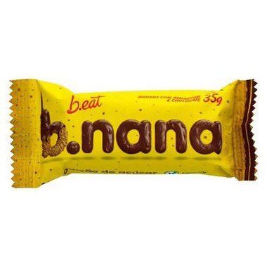 BANANA COM AMENDOIM E CHOCOLATE ZERO ACUCAR BEAT